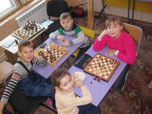 Шахматно-шашечный клуб
